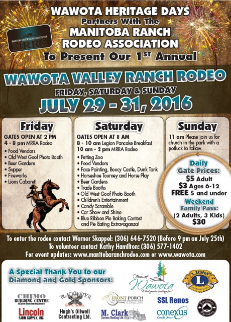 Wawota Valley Ranch Rodeo