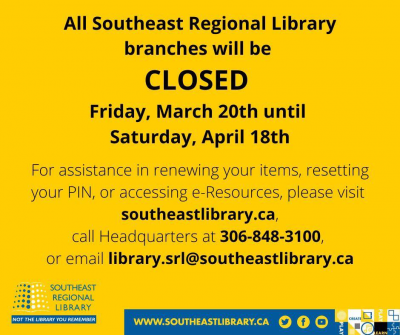southeast regional library