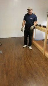 20160212-Norm-working-on-Stage-Flooring